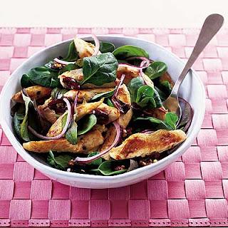 Warm Lemon & Thyme Chicken Salad Recipe