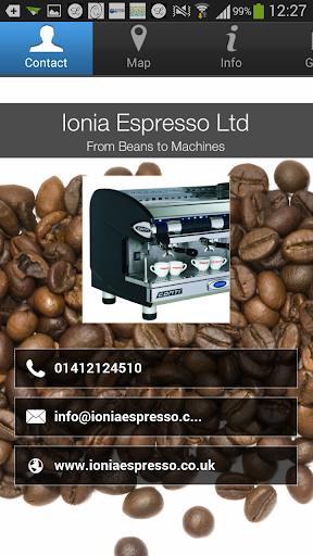 Ionia Espresso Ltd