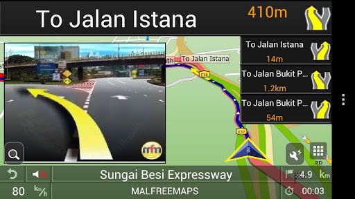 PAPAGO GPS Navigation SG MY
