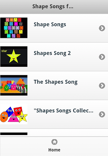 玩教育App|Shape Kids Songs免費|APP試玩