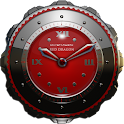 Dragon Clock Widget red icon