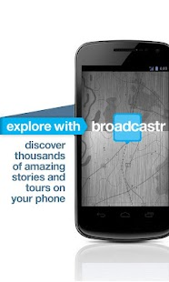 Broadcastr- screenshot thumbnail