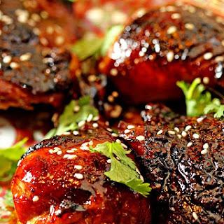 Honey Sesame Baked Chicken