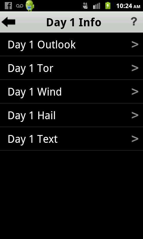 Mobile Storm Chaser- screenshot