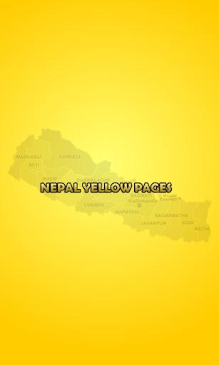 Yellow Nepal