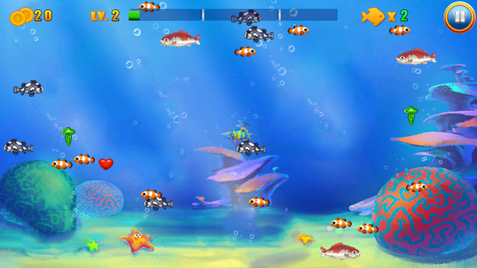Fish frenzy super classical android apps on google play for Fish frenzy game