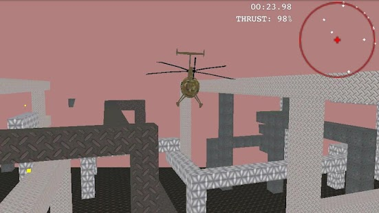 Helicopter Game screenshot