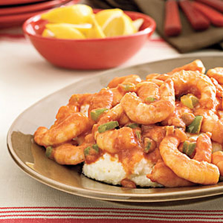 Creole Shrimp and Grits Recipe
