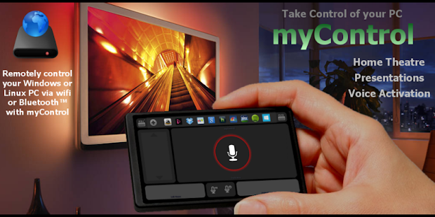 my Control Pro (PC)- screenshot thumbnail