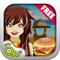 Sally Snack Salon -Girls games icon