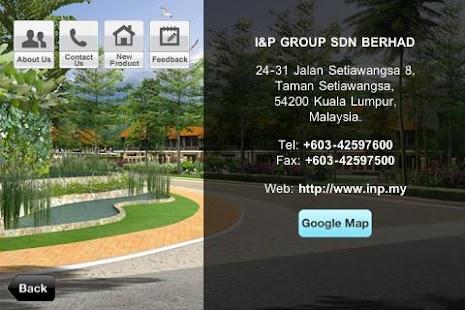 I&P Group- screenshot thumbnail