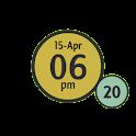 Rotary Clock UCCW