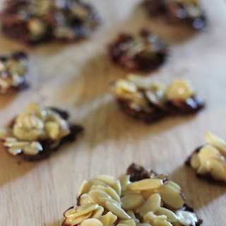 RAW CHOCOLATE FLORENTINES