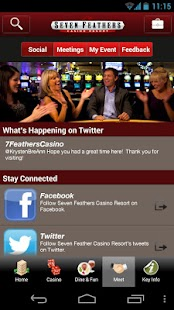 Seven Feathers Casino- screenshot thumbnail