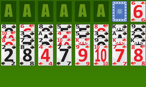 Solitaire Forty Thieves