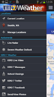 KIRO 7 Weather - screenshot thumbnail