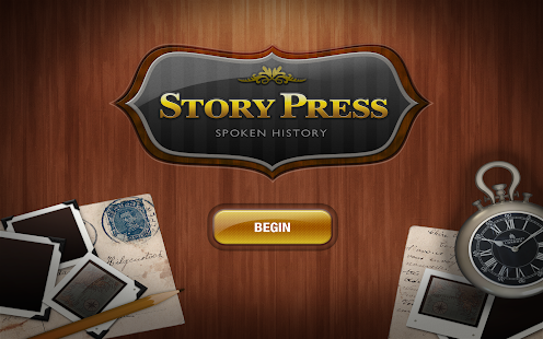 StoryPress - screenshot thumbnail