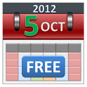 Akıllı Takvim Free + Widgets icon