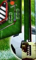 Screenshot of Kick Off Pinball