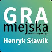 Gra Miejska - Henryk Sławik
