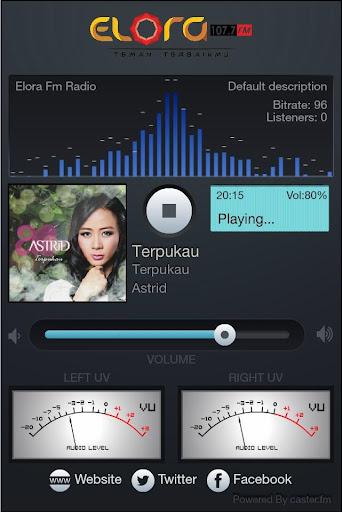 Elora Fm Radio Player