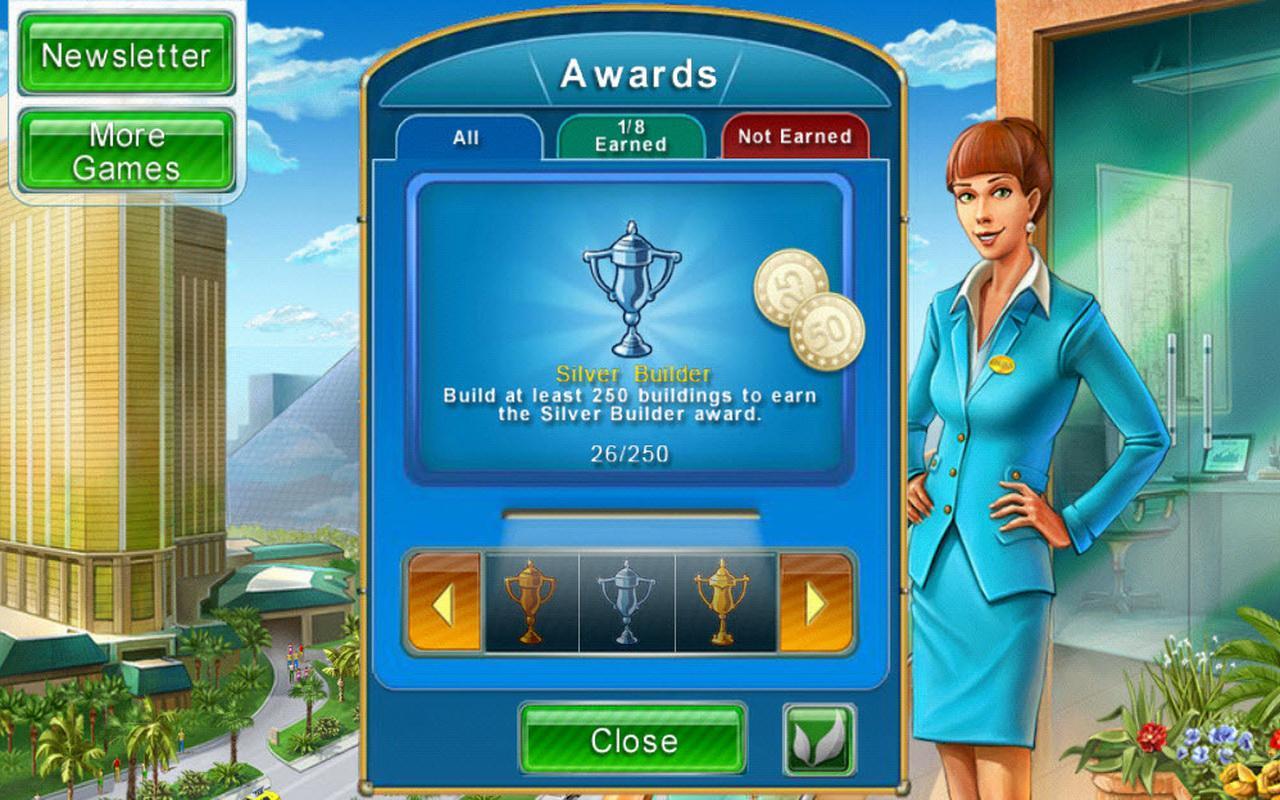 Hotel Mogul: Las Vegas - screenshot