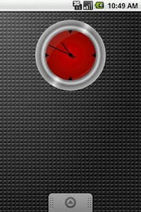 Metal Clock Widget 2x2 - screenshot thumbnail
