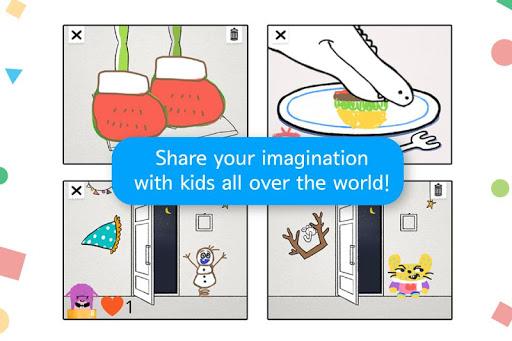 Coosi Box : 盒可以使兒童的創造力不受到任何的限制 玩教育App免費 玩APPs