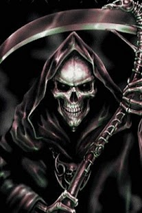 Grim Reaper Live Wallpaper- screenshot thumbnail
