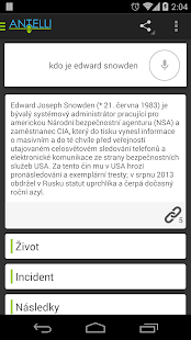 Antelli - Hlasová Asistentka- screenshot thumbnail
