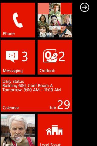 Windows Phone Mango v1.0