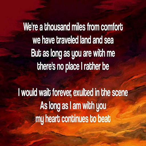 Rather be - lyrics