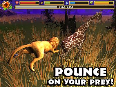 Safari Simulator: Lion v1.0
