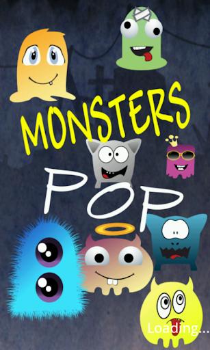 BABY POP Monsters