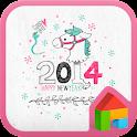 New 2014 dodol launcher theme icon