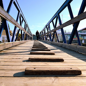 by Sal Hosking - Buildings & Architecture Bridges & Suspended Structures