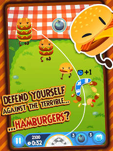 Burgerang - Kill the Meatballs - screenshot thumbnail