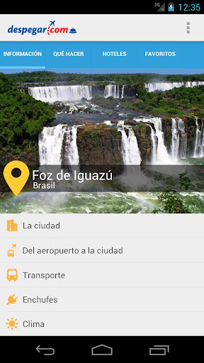 Foz de Iguazú: Guía turística