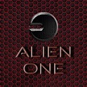 Alien One GoLauncher EX Theme icon