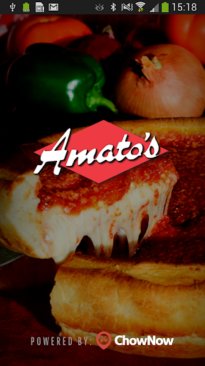 Amato's Pizza - Aurora