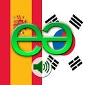Spanish to Korean Pro logo