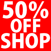 50%OFFSHOP全館都五折