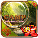 Camp New Free Hidden Objects icon