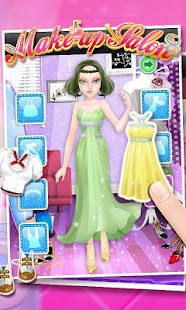 Make-up Salon - girls games- screenshot thumbnail