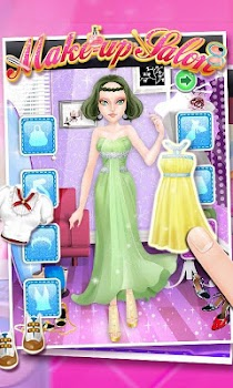 Make-up Salon - girls games