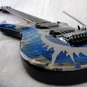 Guitar Metal LWP icon