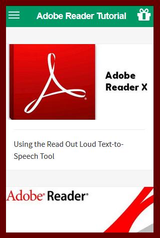 Basic for Reader Tutorial