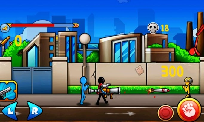 Super Stickman Survival 2 screenshot