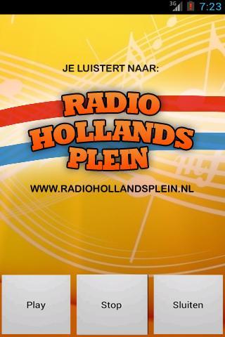 RadioHollandsPlein.nl