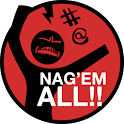 Nag 'em All - The Prank App icon